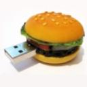 Burger USB-Stick